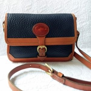 DOONEY & BOURKE Vintage Blue Crossbody AWL